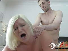Agedlove busty british blonde mature hardcore videos