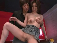 Shaved japanese vagina pleasured by a toy videos
