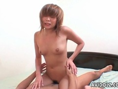 Young japanese girl with small tits fucked videos