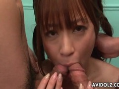 Teen japanese girl gives bj and has hot sex videos