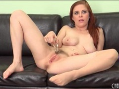 Hairy vagina penny pax masturbates solo movies at find-best-babes.com