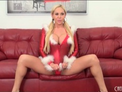 Flexible mary carey in sexy christmas lingerie videos