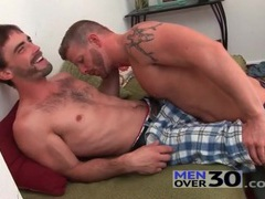 Hot gay foreplay and a luscious blowjob movies at freekiloclips.com