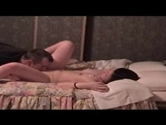 White guy eats out a cute asian girl tubes at korean.sgirls.net