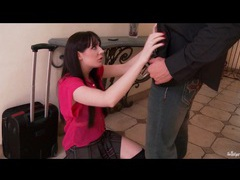Samantha bentley kisses and blows her man videos