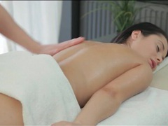 Teen body oiled up and rubbed sensually movies at kilosex.com