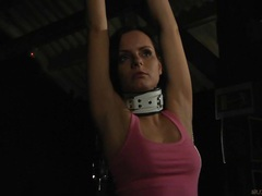 Slave girl punished in bdsm for bad attitude movies at kilovideos.com
