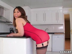 Tight lingerie on curvy asian tiger benson videos