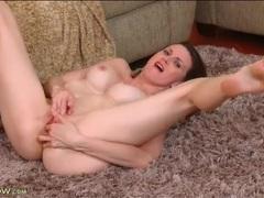 Valerie vox masturbates perfect pink pussy videos