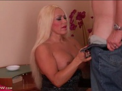 Busty bimbo slut in a dress sucks dick movies at kilotop.com