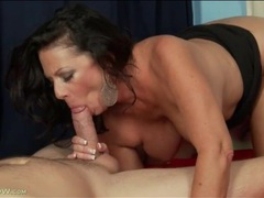 Big dick sucked by curvy milf brunette movies at find-best-babes.com