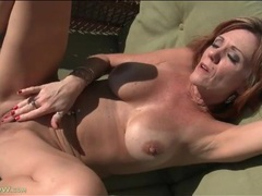 Mature tans and masturbates outdoors movies at find-best-tits.com