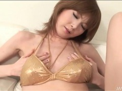 Bikini girl rika sakurai masturbates solo movies at find-best-panties.com