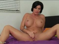 Shay fox has incredible big fake tits movies at find-best-mature.com