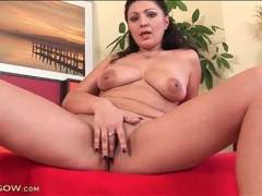 Big tits mature girl grace sucks a cock videos