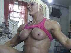 British muscle woman gets her pussy eaten and fucked movies at kilopills.com