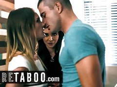 Pure taboo stalker makes 2 friends fuck for twisted pleasure videos