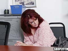 Big tit mature milf caught shoplifting fucks security guard movies at find-best-babes.com