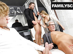 Family visits a swingers club for the first time, Amateur, Blowjob, Cumshot, Fingering, Hardcore, Old &,  Young, Swingers, HD Videos, Orgy, Family, First Time, Hd Sex, Amateur Swingers, Swinger Clubs, Asshole Closeup, Vagina Fuck, Swinger Club, Family  movies at freekiloclips.com