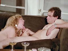 Champagne orgy (35mm remastered), Group Sex, Vintage, HD Videos, Retro, Remastered videos