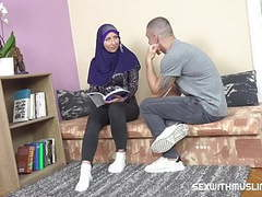 Sexy muslim teacher gives special lesson movies at kilovideos.com