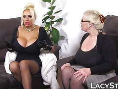 English dyke grandma spreads her pussy as she is licked, Blonde, Fingering, Lesbian, Mature, MILF, Granny, HD Videos, English, Grandma, Pussies, Spread Pussy, Licking, Busty Granny, Spreading, Spreads, Silicone Tits, Dyke movies at nastyadult.info
