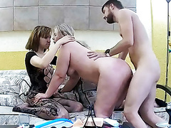 Lesbian stepsister takes nasty sex threesome gay & bbw babe, BBW, Hardcore, Lesbian, Russian, Threesomes, Spanking, HD Videos, Doggy Style, Fishnet, Big Ass, Eating Pussy, Threesome, Nasty Sex, Voyeur Cam, Real Cam, Stepsister, BBW Teen, Hidden Cam Se movies