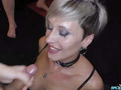 Sperm addict 10, Blonde, Facial, MILF, Bukkake, Gangbang, HD Videos, Cum in Mouth, Cum Swallowing, Sperm, Addict, Addiction movies at freekilomovies.com
