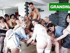 Biggest granny fuck fest part 2, Blowjob, Fingering, Hardcore, Big Boobs, Old &,  Young, Granny, Doggy Style, Orgy, Party, Mature Pussy, Fuck Fest, Granny Orgy, Granny Fucks, Two Guys, Old Young Sex, Group Sex Party, Granny Group Sex, Asshole Closeup,  movies at freekiloclips.com