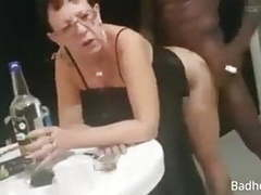 She was sheepish at breakfast, Mature, Granny, Doggy Style, GILF, Party, Wife, Granny Sex, European, From Behind, Bent Over and Fucked, Granny Fucked Hard, Dirty Bitch, Brutal Sex, Granny Fuck videos