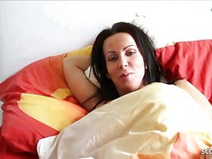 German son wakes up step mom and seduces her to fuck, Amateur, Blowjob, Hardcore, Mature, Big Boobs, MILF, Old &,  Young, German, HD Videos, Big Tits, Fucking, Stepmom, Germans, Seduced, Son, Stepmother, Asshole Closeup, Vagina Fuck, Homemade, Mom, Sco videos