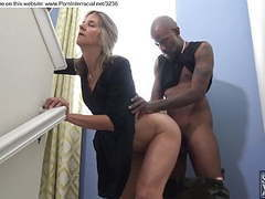 Blonde fucked by black guy during party, Amateur, Blonde, Creampie, Interracial, HD Videos, Party, Wife, Fucking, Big Cock, BBC, Black Fuck, Parties, American, Black Men Fucking, Party Fuck, Black Man Sex, Guy, Black Guy, Guys Fucking, Black Guys Fucking videos