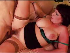 Busty mom miroslava seduces stepson,  videos