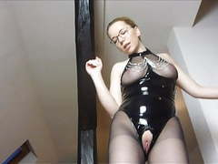 Julestern - the slave has to lick the pussy clean after fuck,  videos