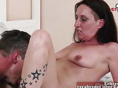 Ugly german lonely housewife seduced by neighbor,  movies at kilopills.com