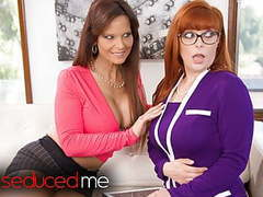 Seducing my therapist - penny pax & syren de mer, Fingering, Lesbian, Top Rated, Redhead, Facesitting, HD Videos, Ass Licking, Cunnilingus, Therapist, Eating Pussy, Patient, Kissing, Porn for Women, Working, Sexual, American, Females, Seduced, Star, F movies at find-best-panties.com