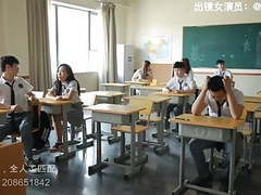 Students seduce teachers to have sex with themselves, Asian, Blowjob, Chinese, HD Videos, Ballbusting, 18 Year Old, Student, Fucking, Teachers, Chinese Sex, Seduced, Sex, Schoolgirl, Teacher Seduce, Made in China, Student Seduce videos