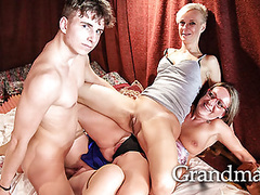 Young guy etienne gets all the grannies at grandma's, Hardcore, Mature, Group Sex, Old &,  Young, Granny, Saggy Tits, Young, Exclusive, Big Cock, Watching, Young Cock, Full Hd, Young Guy, Mom, GrandMams, Guy, Full, Grannie, Etienne videos