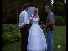 Vintage - the bride, the photographer & the groom, Anal, Blonde, Funny, Cumshot, Vintage, French, Lingerie, Cum Swallowing, Sexy Lingerie, Threesome, Pussy Licking, Blonde Anal, Anal Threesome, Bride and Groom, Vintage Anal, Anal Fun, Sexy and Funny, movies at kilovideos.com