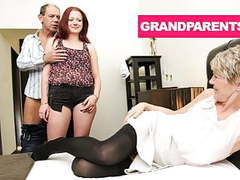 Grandparents invited me to cum in, Blowjob, Fingering, Hardcore, Old &,  Young, Granny, HD Videos, Deep Throat, Teen Pussy, Eating Pussy, Threesome, Shaved Pussy, Small Boobs, Grandparents, Old Young Sex, Vagina Fuck, Horny, Hardcore Sex, Granny Fuck,  videos