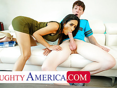 Naughty america - recently divorced milf fucks son's friend, Blowjob, Brunette, Cumshot, Big Boobs, Facial, MILF, HD Videos, Ass Licking, Doggy Style, Cum in Mouth, Big Cock, Cowgirl, Lick My Pussy, MILF Fuck, Brunette MILF, American, MILF Fucks Son, movies at nastyadult.info
