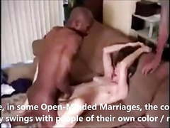 Open-minded marriage part 4: why a black bull?, Interracial, Cuckold, Swingers, HD Videos, Wife, Wife Sharing, Rough Sex, Big Cock, BBC, Black Man, Real Life, Black Bull, Bull, Open, Mind, Real Couple, Open Black, Open Marriage, Real Life Couples videos