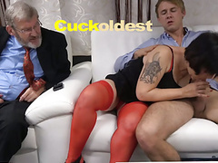 Grandpa wanted to see me fuck granny, Anal, Blowjob, Hardcore, Mature, Old &,  Young, Cuckold, Threesomes, HD Videos, Doggy Style, GILF, Threesome, Mature Pussy, Old Young Sex, Cock Sucking Sluts, Submissed, Doggystyle, Hardcore Sex, Senior, Bi Cuckold movies at freekiloclips.com