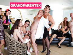 Perverted grandparents orgy part 1, Blowjob, BBW, Mature, Big Boobs, Group Sex, Old &,  Young, Granny, HD Videos, Doggy Style, Party, Saggy Tits, Granny Sex, Old Pussy, Small Boobs, Lick My Pussy, Orgies, Grandparents, Group Fuck, Full Hd, Old Young Or videos