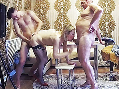 Stepfamily with cuckold & milf friend in a homemade orgy, Amateur, Blowjob, Hardcore, Group Sex, MILF, Cuckold, Double Penetration, Russian, HD Videos, Dogging, Cuckolding, MILF Cuckold, Amateur Cougars, MILF Friend, Amateur MILF Cuckold, Cuckold Frie videos