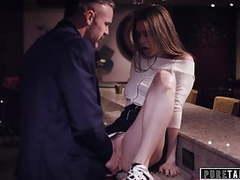 Pure taboo, teen waitress seduces unsuspecting married boss, Babe, Brunette, Hardcore, Pornstar, Teen, Old &,  Young, HD Videos, Small Tits, Boss, Waitress, Married, Big Cock, Bosses, Scenes, Seduced, Unsuspecting, Teen Seduced, Pure Taboo, Open, Bar W videos