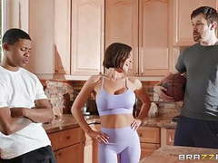 Son's friend gives the milf a surprise, Interracial, MILF, HD Videos, Friends, American, Son, Surprise, Sons Friend movies at nastyadult.info