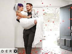 Genderx - ts foxxy butt fucked on her wedding night videos