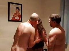 First threesome, Blowjob, Mature, MILF, British, Threesomes, Cougar, Doggy Style, Cum in Mouth, Cum Swallowing, Threesome, First Time, Groups, Orgies, First, 3 Times, Orgy Time, Time, 3some, Could videos