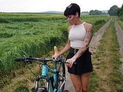 The original! lara berrgmann misuses your bike!, Amateur, Close-up, Pornstar, Teen, German, Sport, Outdoor, Big Ass, Teen Pussy, Sexy Naked Girls, Original, Public Masturbation, Naked Sports, Naked Outdoors, Asshole Closeup, Fucking a Dildo, Homemade, Lar videos